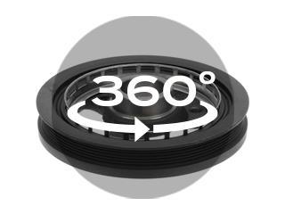 Dorman 594-409 Engine Harmonic Balancer