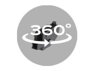 HVAC Heater Blend Door Actuator Dorman 604-029