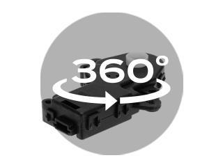 Universal Motorwelle Kupplung Verbindung 2.3-6mm Teile Set für RC Auto Kriecher