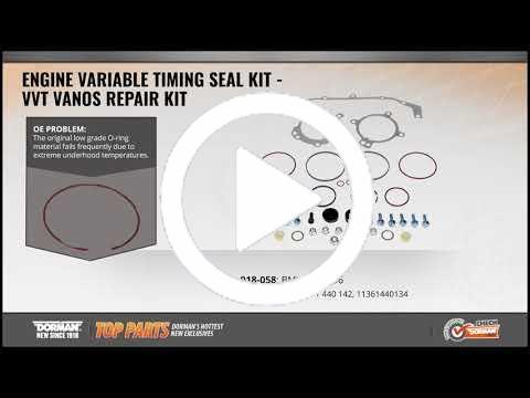 Sprocket for Select BMW Models VVT Dorman 916-502 Engine Variable Valve Timing