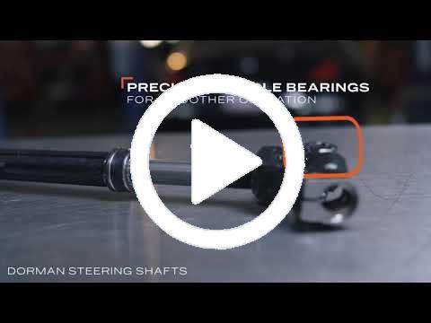 Dorman Upper Intermediate Steering Shaft for Chevy Silverado 2500 HD ni