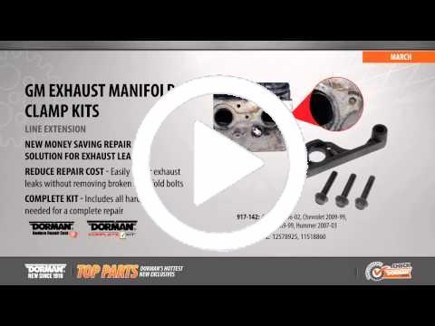 Dorman Help 13326 Universal Mass Air Flow Sensor Screw Kit