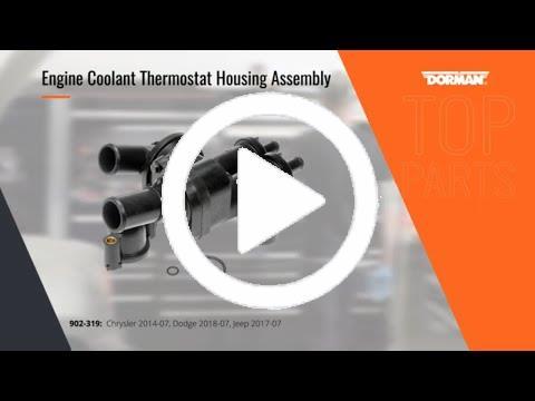 Dorman 902-2033 Engine Coolant Thermostat Housing